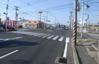 国道2号引野町交差点外改良工事 - コピー