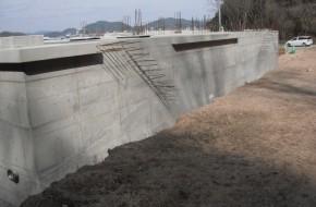 内海西部地区浄化センター  整備工事