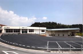 JA福山市 神石高原グリーンセンター・神石高原農機センター