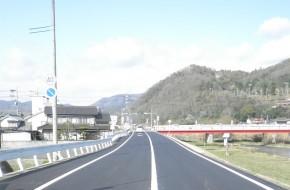 道路改良工事(宮内新市1号線幹線)