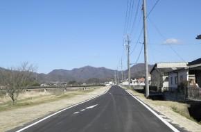 道路改良工事(下安井86号線)