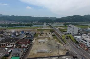 福山沼隈線道路改良工事(7工区)