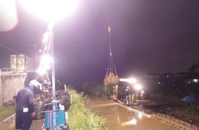 【平成30年7月 西日本豪雨】吉野川河川災害復旧工事